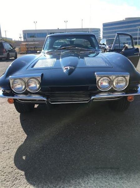1963 chevrolet corvette stingray for sale saint laurent for 1963 corvette split window for sale canada