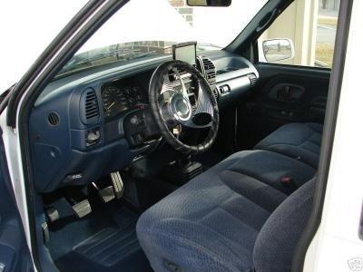 1995 Chevy Silverado Interior 1995 Chevy Silverado Custom