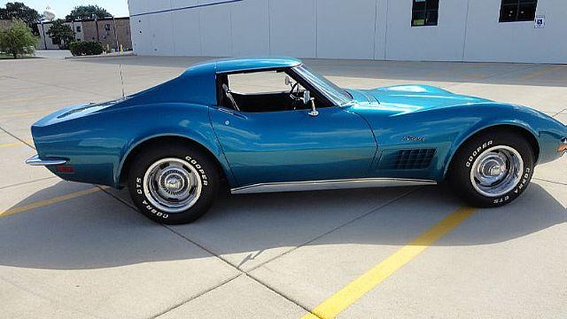 1972 chevrolet corvette for sale burr ridge illinois. Cars Review. Best American Auto & Cars Review