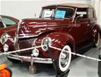 1939 Ford Deluxe Picture 4