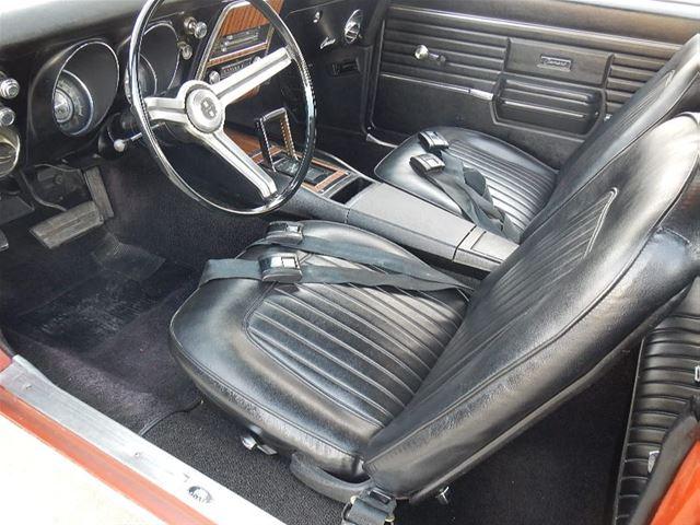 1968 Chevrolet Camaro For Sale Burr Ridge Illinois