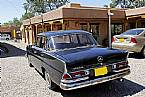 1963 Mercedes 220S Picture 4