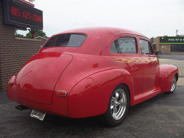 1941 chevrolet 2 door sedan street rod for sale sterling for 1941 chevy 4 door sedan