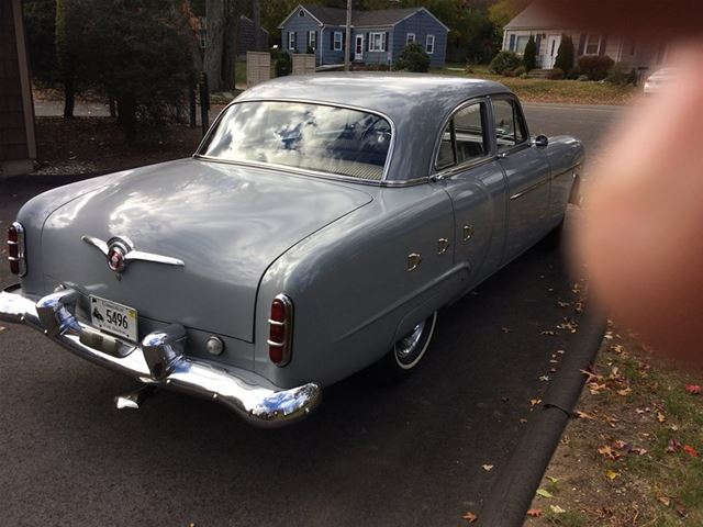 1952 packard 200 deluxe touring for sale milford connecticut for 1952 packard 4 door sedan