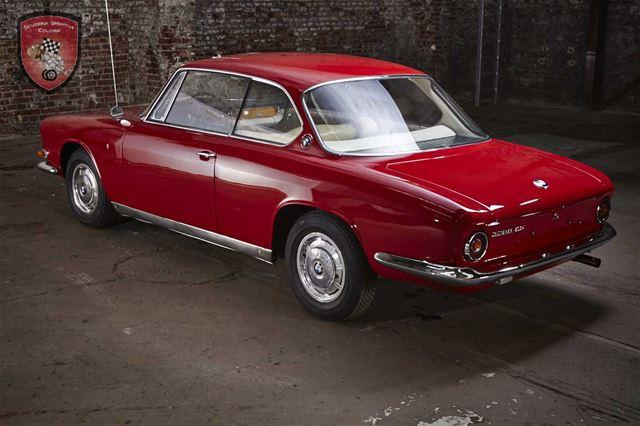 1964 Bmw 3200 Cs Bertone For Sale Germany