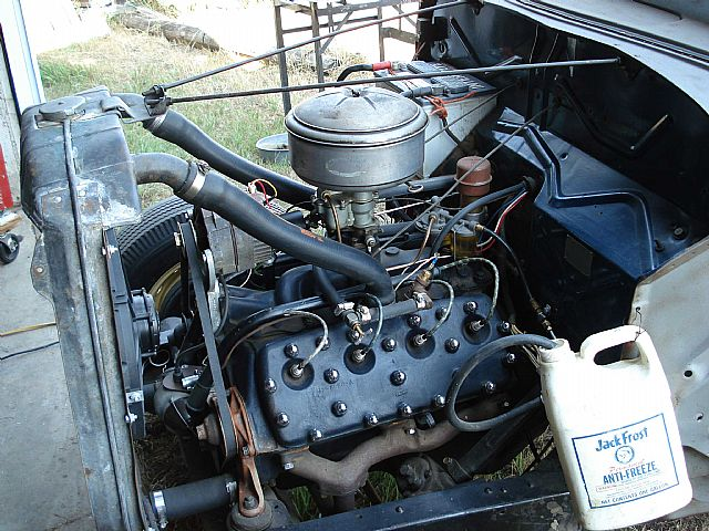 1938 Ford F1 Pickup For Sale Iowa