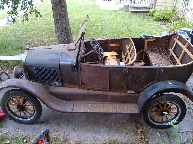 1927 ford model t touring sedan for 1927 ford model t 4 door sedan