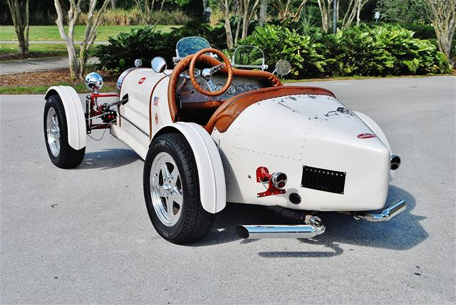 1960 Volkswagen Bugatti Tribute For Sale Lakeland, Florida