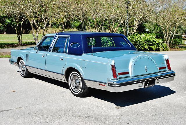 on Lincoln Mk Viii