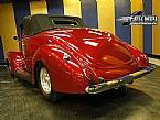 1938 Ford Cabriolet Picture 4