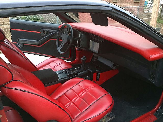 1985 Chevrolet Camaro Berlinetta For Sale Phoenix Arizona