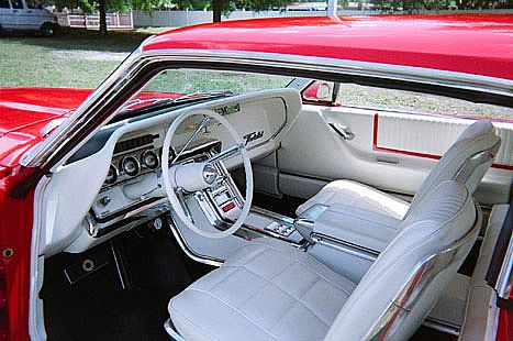 1966 Ford Thunderbird For Sale Florida