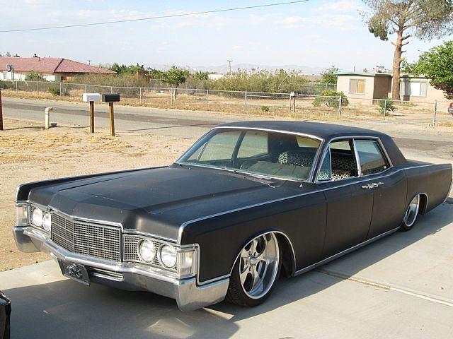1969 lincoln continental for sale hesperia california. Black Bedroom Furniture Sets. Home Design Ideas