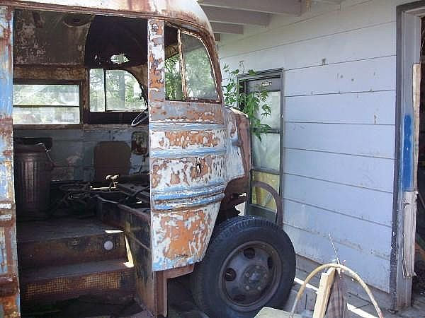 1946 Chevrolet Coe For Sale Stone Lake Wisconsin