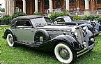 1939 Mercedes Horch 853 Picture 4