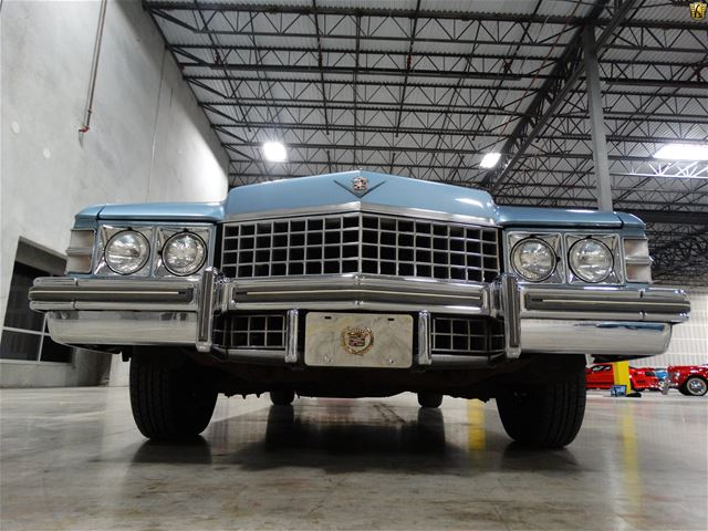 1974 Cadillac Sedan Deville For Sale Coral Springs Florida
