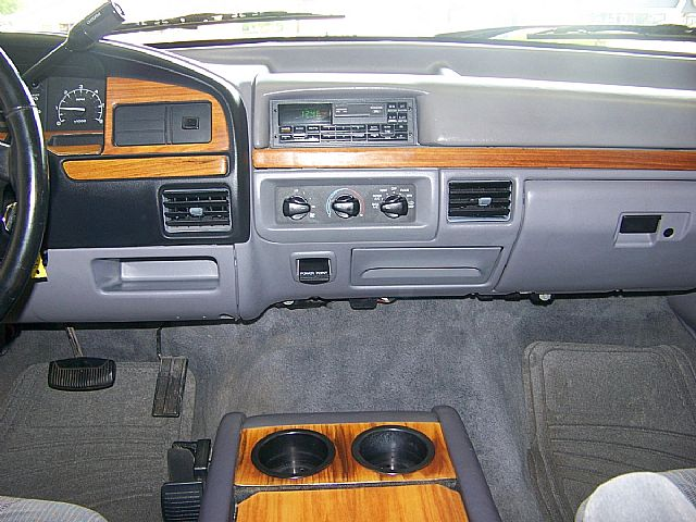 Third Shift Back On Line >> 1994 Ford F150 Choo Choo Custom For Sale Sterling, Illinois