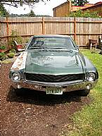 1969 AMC AMX Picture 4