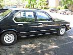 1983 BMW 733i Picture 4