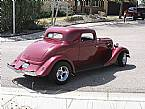 1934 Ford Coupe Picture 4
