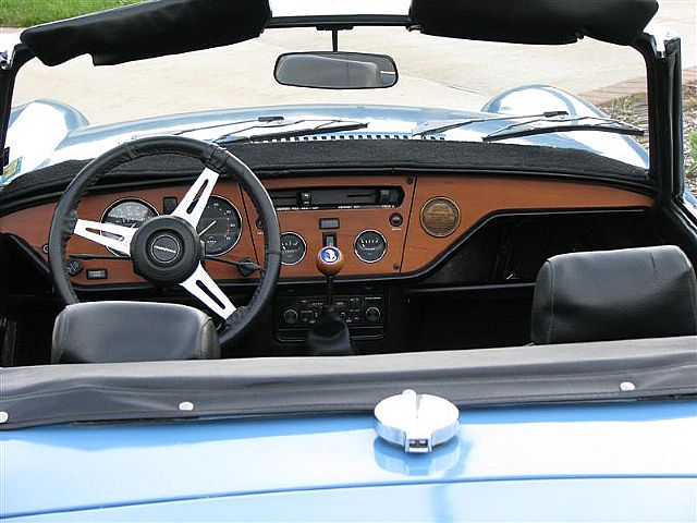 1974 Triumph Spitfire 1500 For Sale Madison Wisconsin
