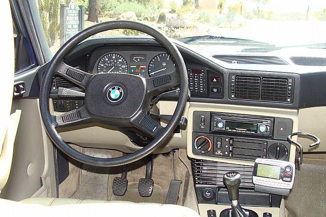 1984 BMW 528E For Sale Tucson, Arizona