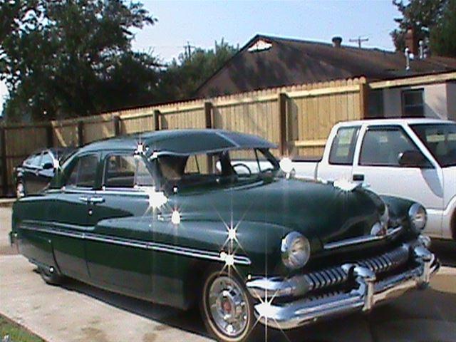 1951 mercury luxury sedan for sale fort lee virginia for 1951 mercury 4 door sedan