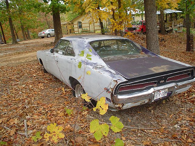1969 Dodge Charger Project For Sale In Tx Autos Post