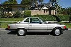 1986 Mercedes 560SL Picture 4