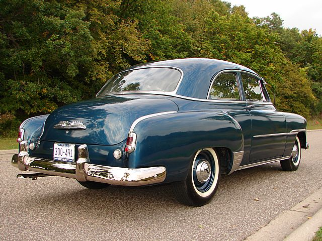 1951 chevrolet styleline deluxe for sale edina minnesota for 1951 chevy deluxe 4 door for sale