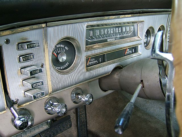 gallery for gt 1964 dodge dart push button transmission