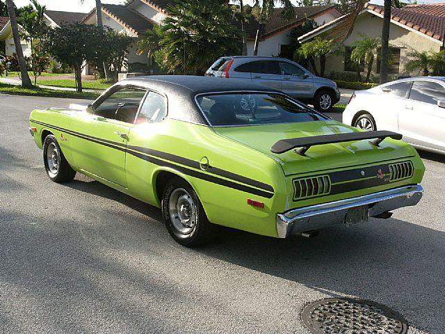 1972 Dodge Demon For Sale Miami Florida