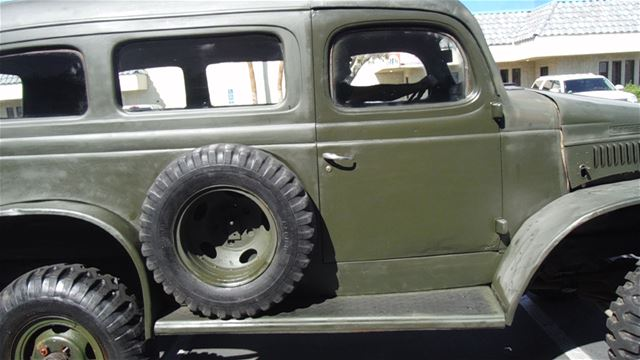 1941 Dodge Carryall Wc 10 For Sale Indio California
