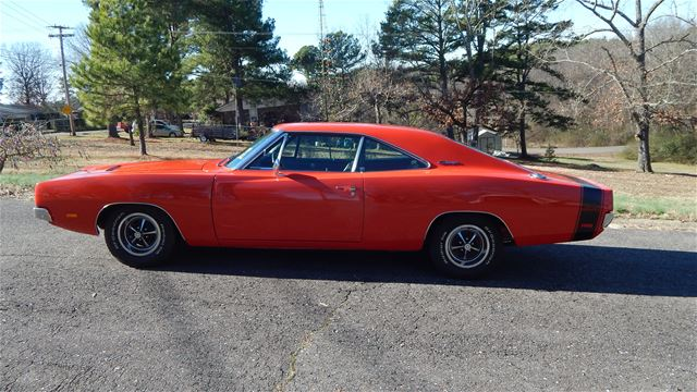 1969 Dodge Charger 500 For Sale Hot Springs Arkansas