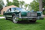 1975 Lincoln Town Coupe Picture 4