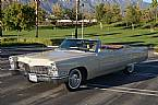 1968 Cadillac Convertible Picture 4