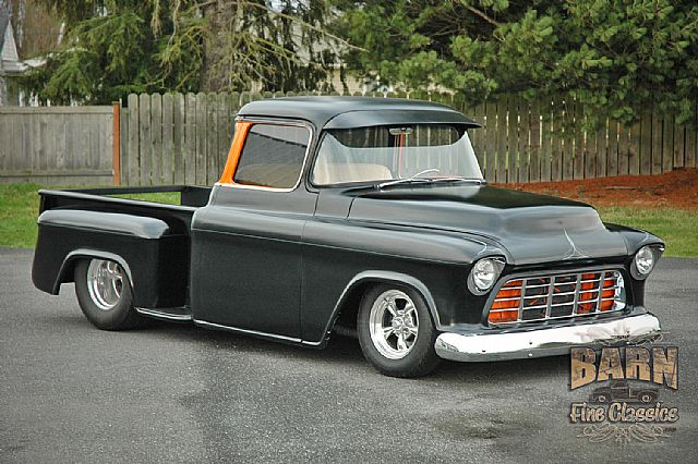 1955 chevrolet pro street pickup for sale mount vernon