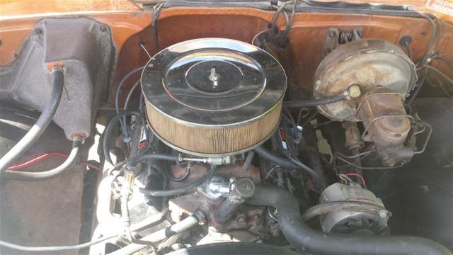 1971 Chevrolet C20 For Sale Yuma Arizona