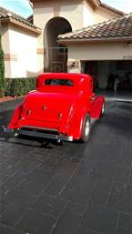 1932 Ford 3 Window Coupe Picture 4