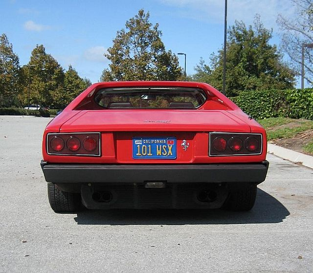 1978 Ferrari 308 GT4 For Sale Redwood City, California
