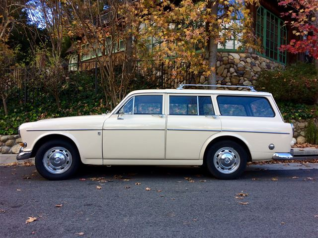 1968 Volvo 122s Amazon Wagon For Sale Calabasas California