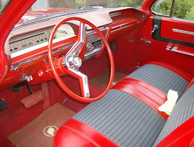 Hpim on 1964 Buick Riviera Custom Interior