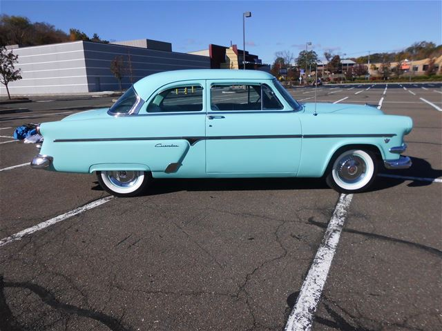 1954 ford customline for sale branford connecticut for 1954 ford customline 4 door