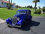1933 Ford 2 Door Picture 4