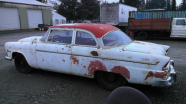 1955 Plymouth Belvedere For Sale Arlington  Washington