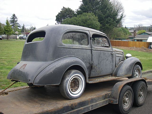 1935 Chevrolet Master Deluxe For Sale North Bend, Oregon