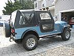 1986 Jeep CJ7 Picture 4