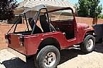 1971 Jeep CJ5 Picture 4