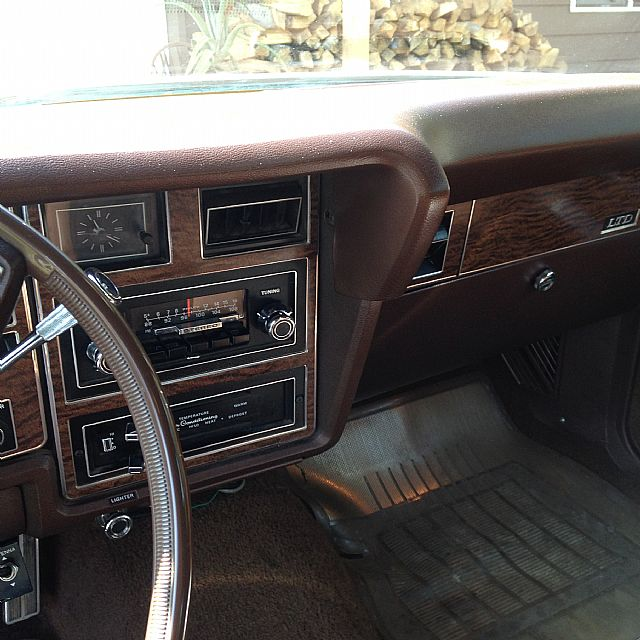 1973 Ford Ltd Brougham For Sale Pittsburg Kansas