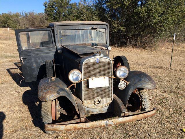 1931 chevrolet deluxe sedan for sale weatherford texas 1932 Chevy Sedan 1931 chevrolet deluxe